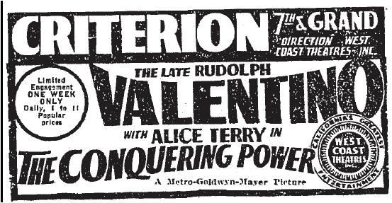the_conquering_power rudolph_valentino