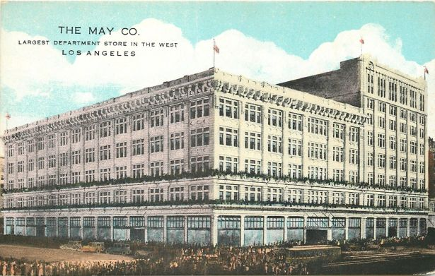 Los Angeles May company