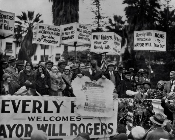 1926_Will_Rogers-mayor_of_beverly_hills