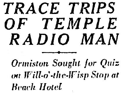 Aimee Semple McPherson, Angelus Temple