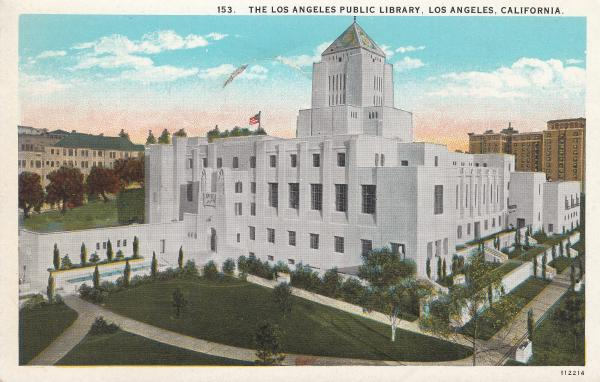 Los-Angeles-central-branch-library