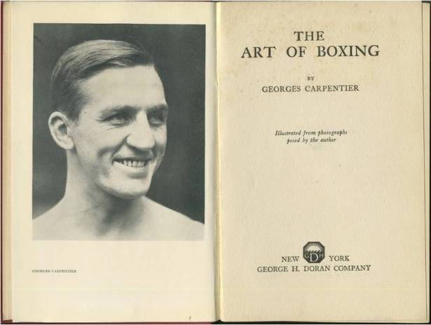 art_of_boxing_1926 Georges_carpentier