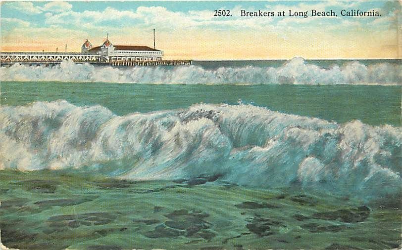 The Breakers Hotel Long Beach J H Graham