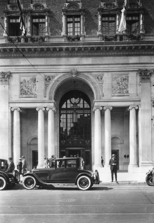 Los Angeles Biltmore Hotel 1923