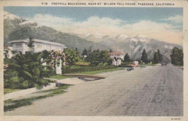 1920s_mt._wilson_toll_road_foothill_blvd_pasadena