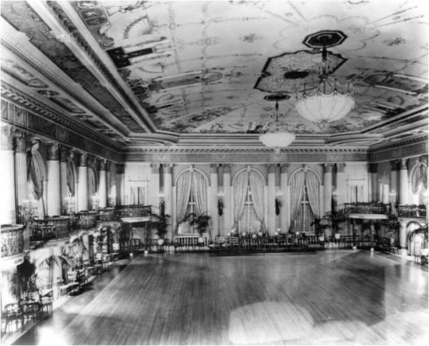 los angeles biltmore crystal ballroom 1920s