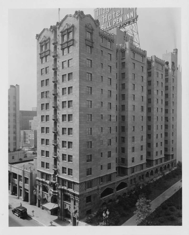 ye_bull_pen_inn_los_angeles_mayflower_hotel