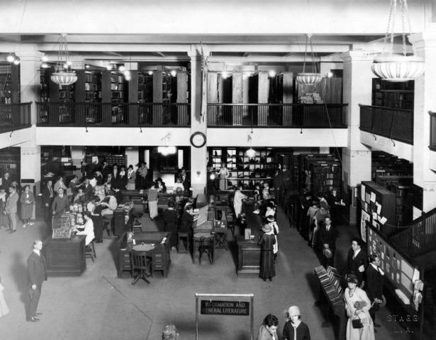 metropolitan-building 1926 Los-Angeles library