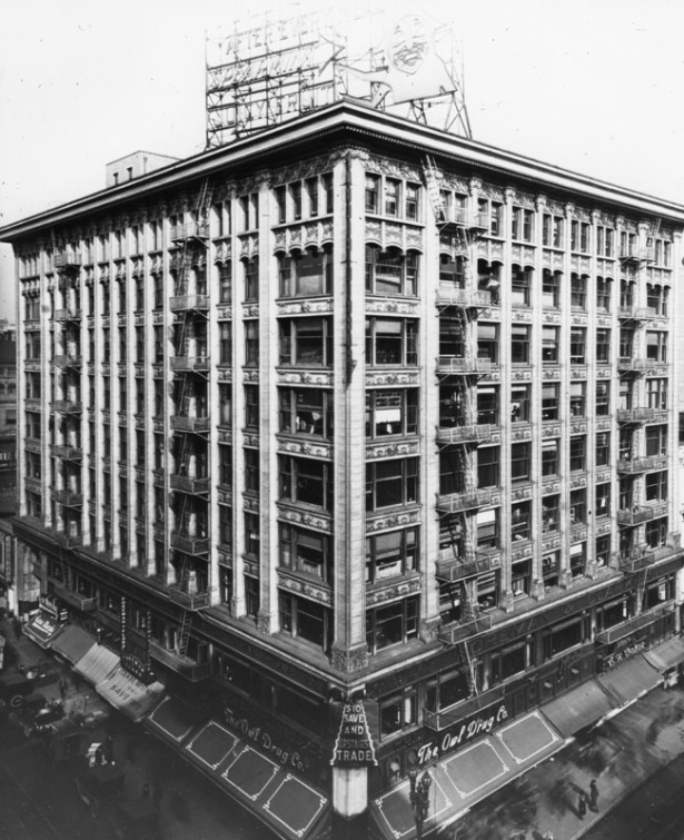 metropolitan-building 1926 Los-Angeles