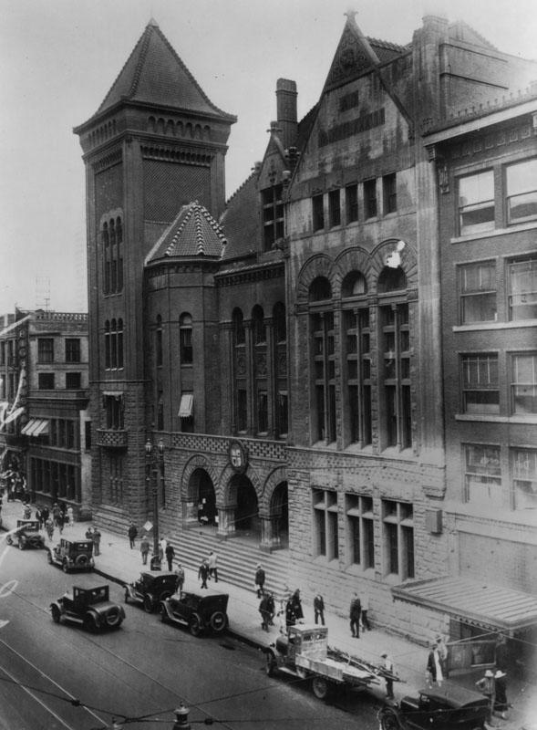LA city hall 1888