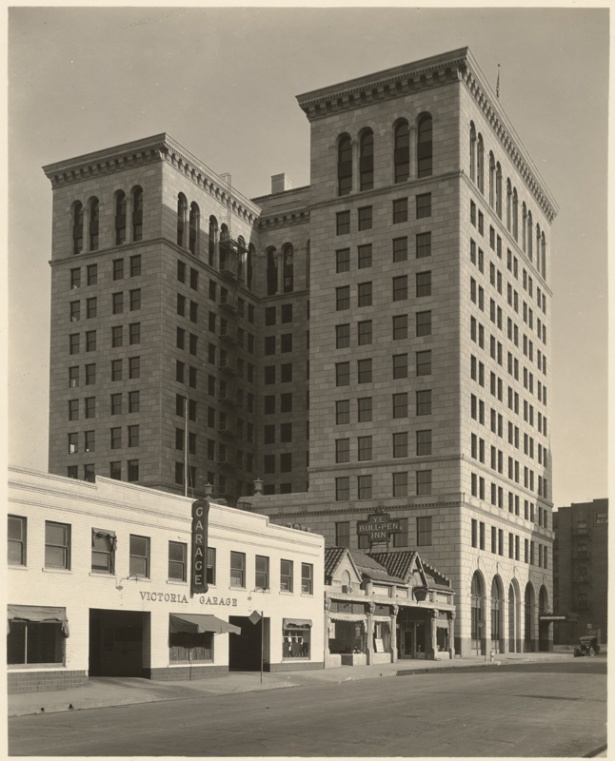 ye_bull_pen_inn_los_angeles_pacific_finance_building