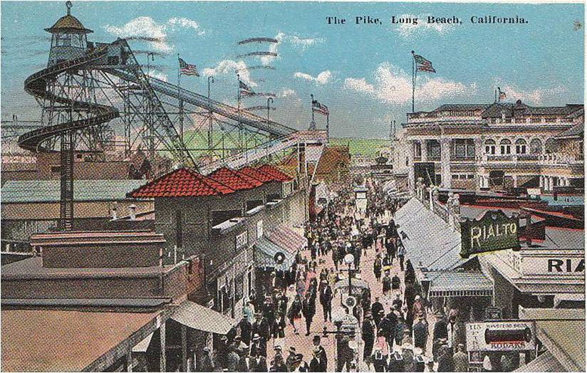 Pike Long Beach Theater
