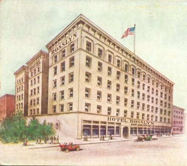 old Rosslyn Hotel