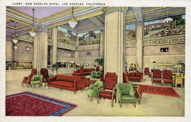 rosslyn hotel