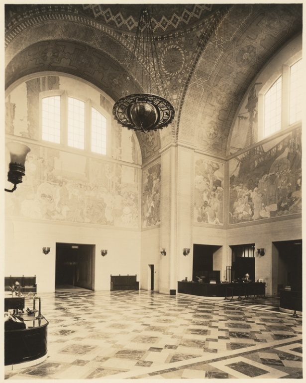 rotunda_los_angeles_public_library