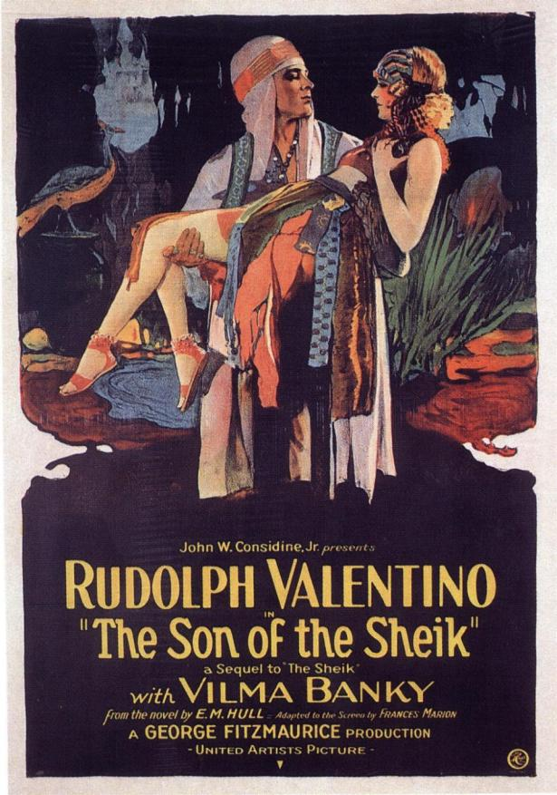 Son_of_the_Sheik poster 1926