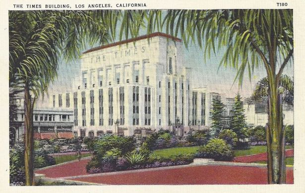 Los Angeles Times Building 1935