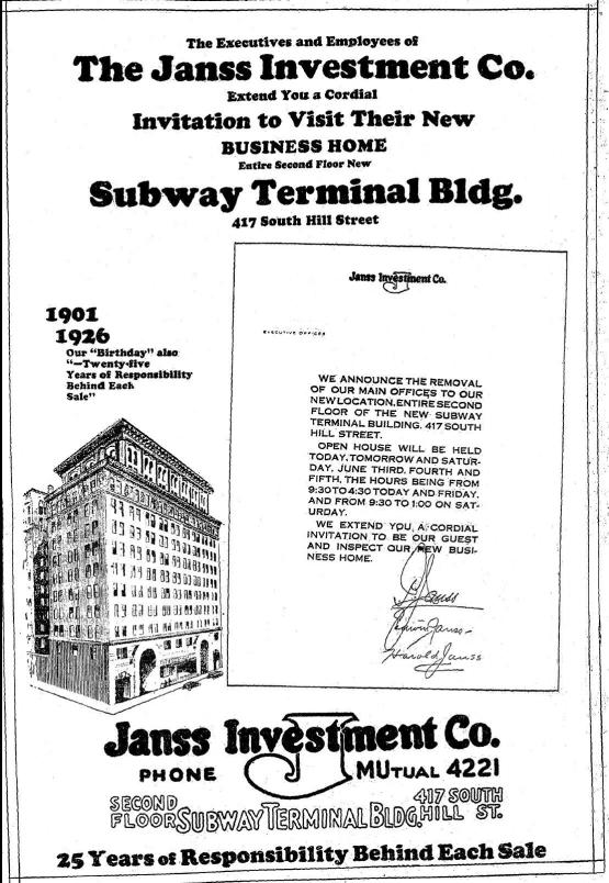 pacific_electric_subway_terminal_los_angeles_Janss_investment_co
