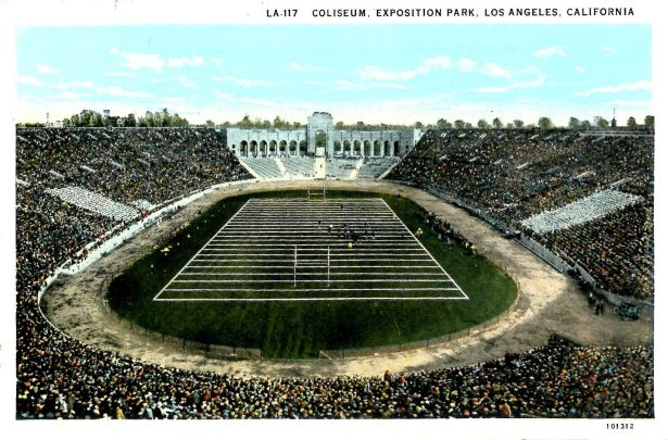 """los angeles memorial coliseum"" 1920s"