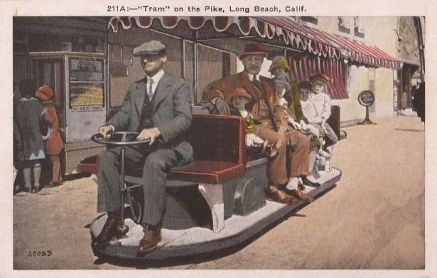 long_beach_pike_tram