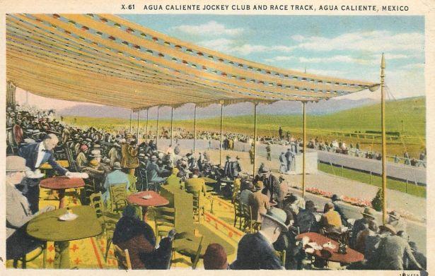 Agua Caliente race track