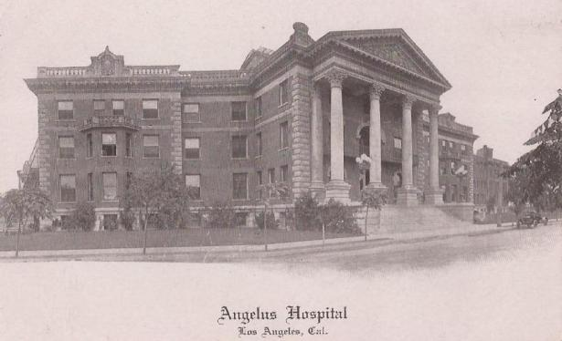 angelus hospital, Los Angeles