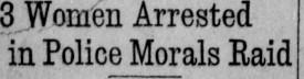 Raid on 444 S. Spring St., 7-25-1919
