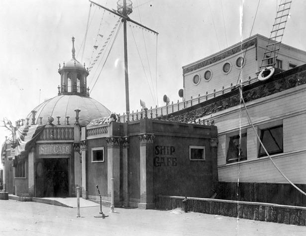 ship cafe 1928