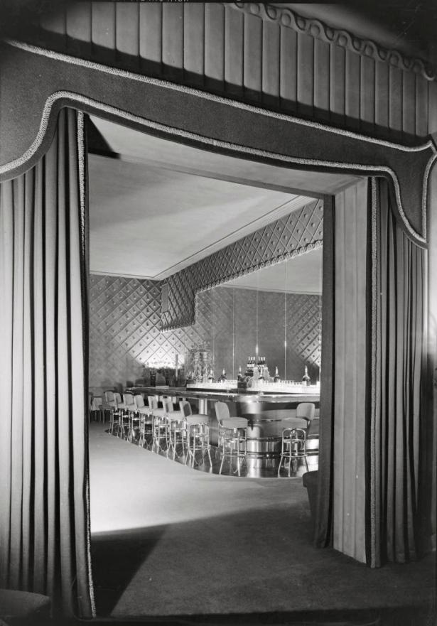 1940 ciros-interior