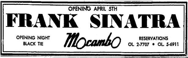 1957 4 5 sinatra at mocambo