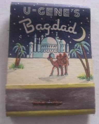 8383 as U-Gene's bagdad