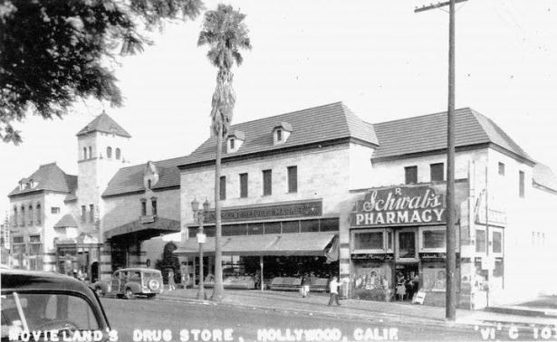 Schwab's drug store