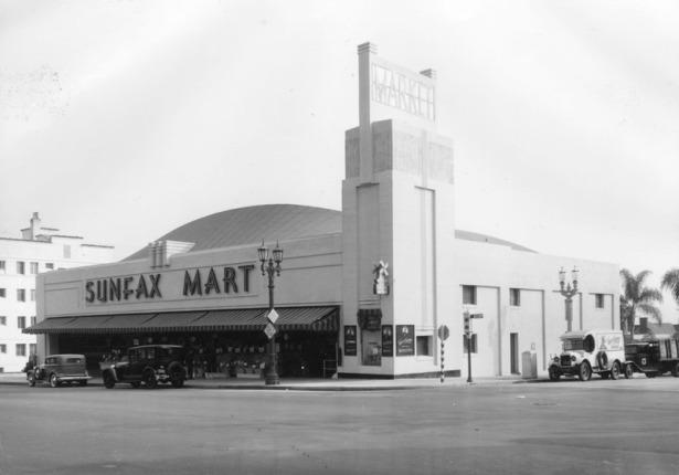 sunfax market 1934 7880 sunset
