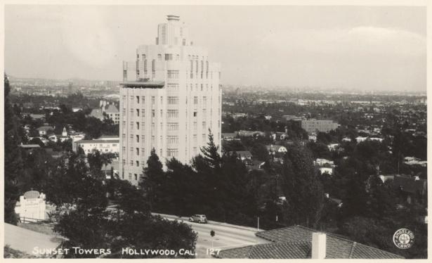 Sunset Tower-8358 Sunset Strip CSL