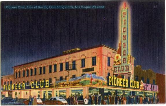 The Pioneer Club, Las Vegas