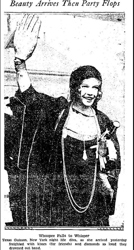 texas guinan 1928
