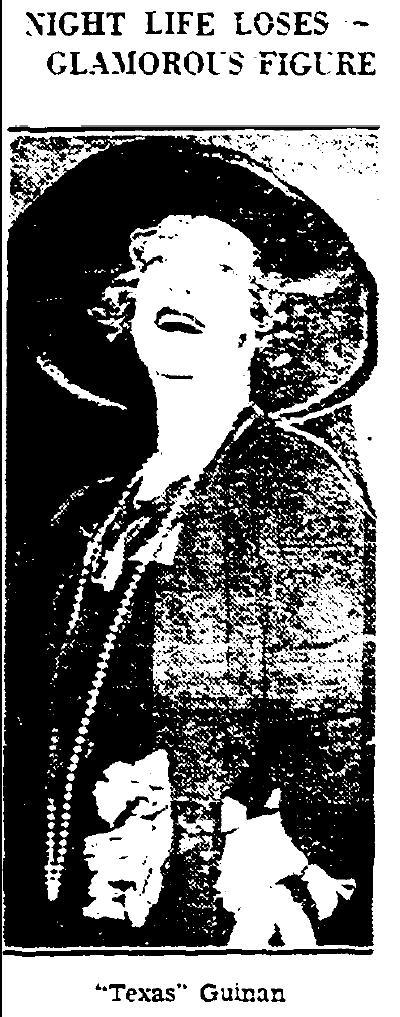 texas guinan 1933