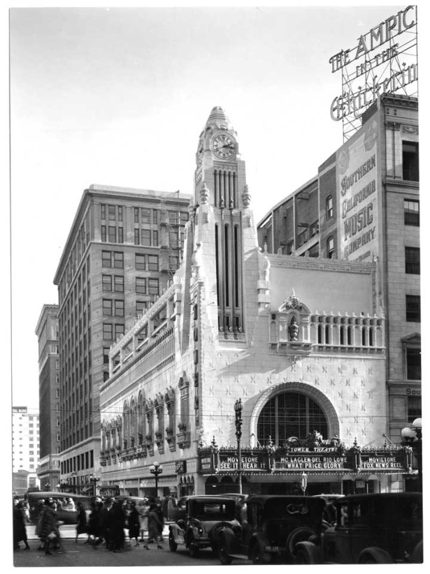 Tower Theater c. 1927. CSL.