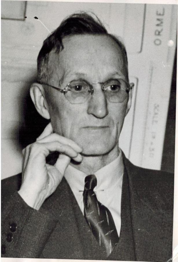 Carl I. Jacobson