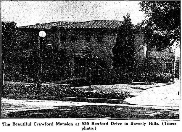 929 N. Rexford Dr., Beverly Hills