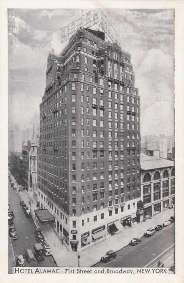 The Alamac Hotel, New York