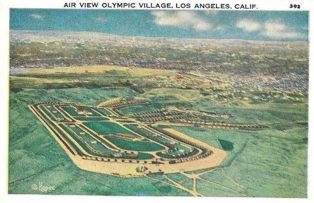 1932 Olympics Los Angeles