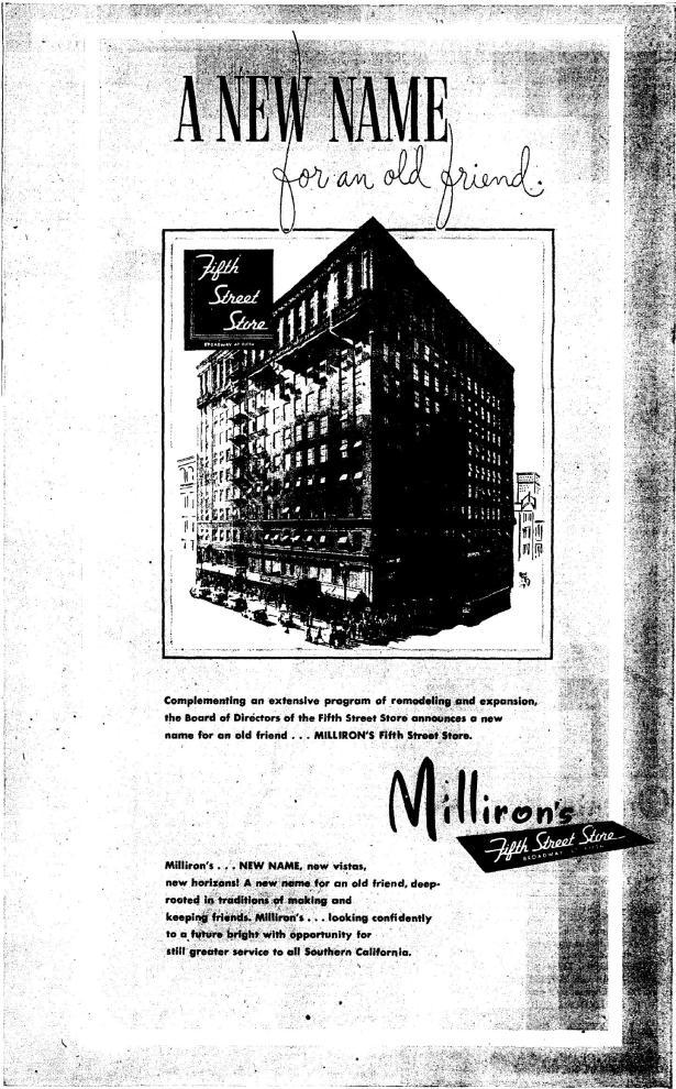 Milliron's