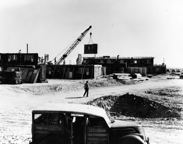 Basilone Homes, 1947