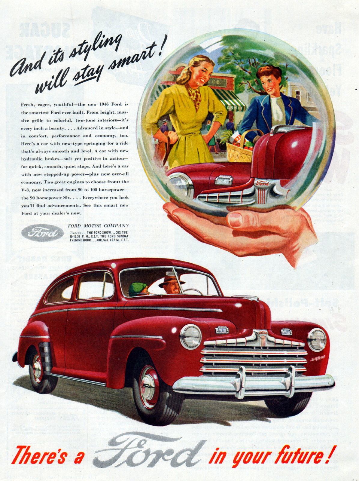 All This And Victory Too: 1946 Cars | J. H. Graham