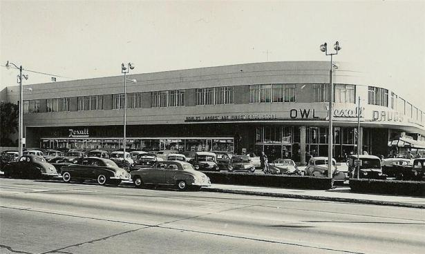 The La Cienega & Beverly Owl-Rexall