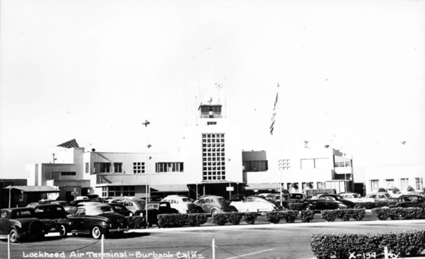 Lockheed Air terminal