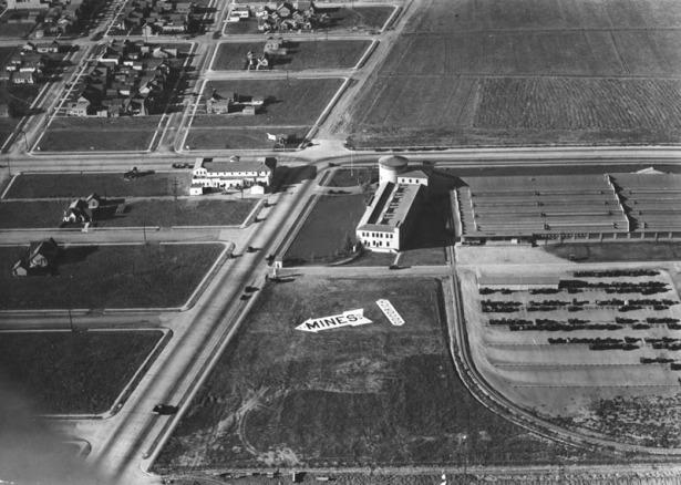 Mines Field, Los Angeles